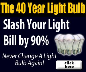 save energy bulb